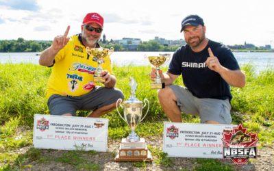 Cormier and Gogan win the 2021 Dennis Wilson Memorial